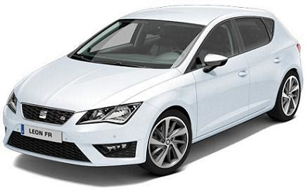 seat fr leasing seat fr car leasing deals contract hire offers