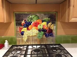 custom tile murals tile by design