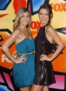 Audrina Patridge and Lauren Conrad Photos Photos - 2007 ...
