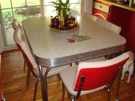 Retro Kitchen Table  Recuerdos  Pinterest