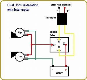 Car Horn Ground Wiring Question   Cartalk