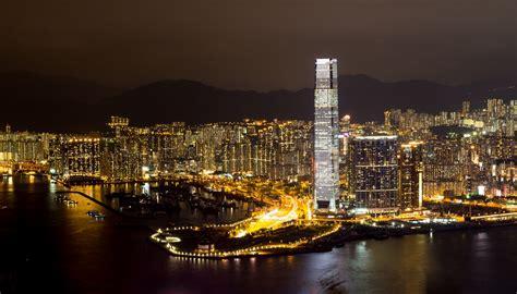 tempat wisata terkenal  hongkong