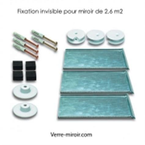 Fixation Miroir Invisible Fixation Murale Pour Miroir Et Verre