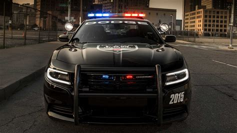 Le auto della polizia degli Stati Uniti d'America