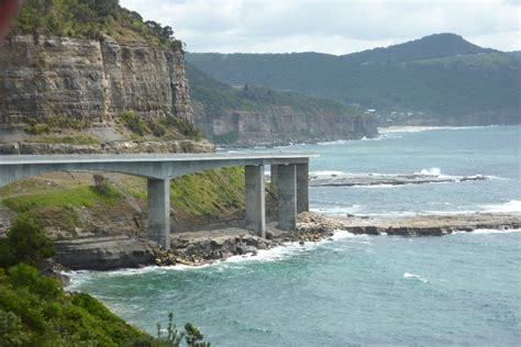 Sea Cliff Bridge Clifton Australia A Gorgeous Detour