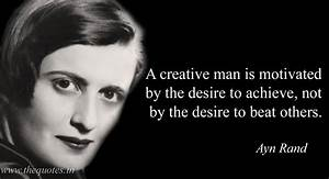 ayn rand - Bing images
