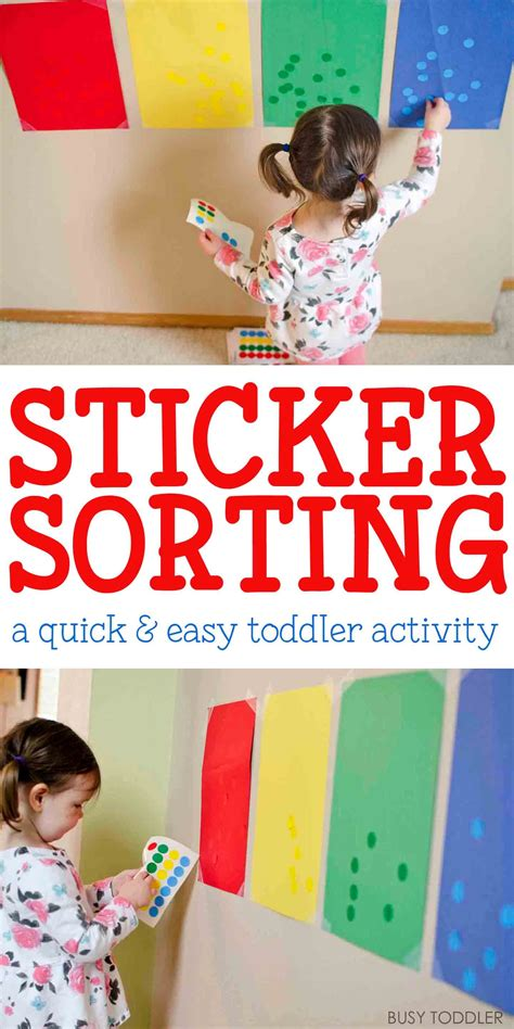 sticker sorting activity busy toddler toddler 194 | 9578d2ab2c2e07ec33bb6575f65ff36f