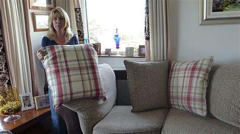 Recovering A Settee by How To Recover Your Sofa Cushions