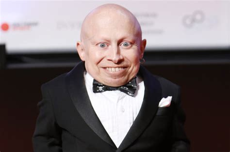 Verne Troyer Hospitalized For Possible Alcohol Poisoning