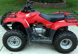 Weekly Used Atv Deal  Honda Recon Es