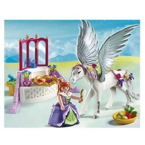 5144 cheval ail 233 et coiffeuse de princesse marque playmobil la coiffeuse de princesse est