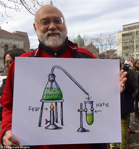 The funniest signs from Boston's science protest | Daily ...