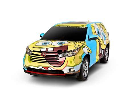 Bob Toyota by Toyota Highlander Bob Esponja Lista De Carros