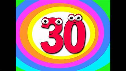 Numbers Number Counting Nursery Count Song Children