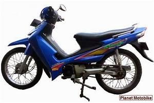 Spesifikasi Suzuki Smash