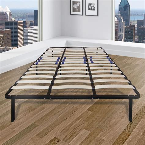 Size Wood Bed Frame by Rest Rite Rest Rite Size Bed Frame With Wood Slat