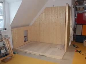 Jugendzimmer Mit Podest : dachschr ge sauna schreiner straub wellness wohnen ~ Michelbontemps.com Haus und Dekorationen
