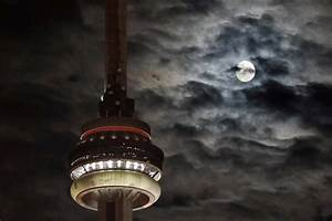 How The Supermoon Looked In Toronto Vs  Other Cites Around