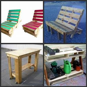 Freight pallet furniture. | 101 Things to do with a Wood ...