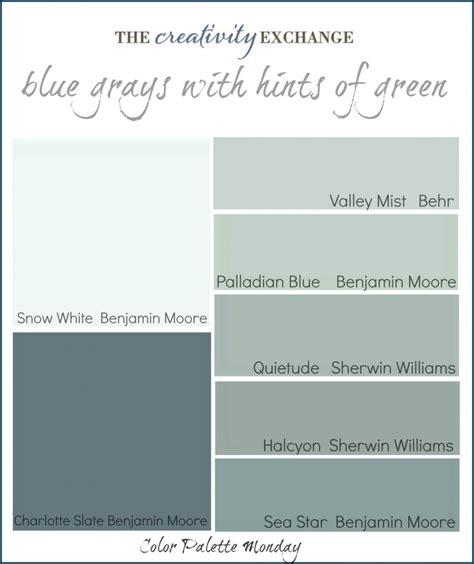 color palette monday 1