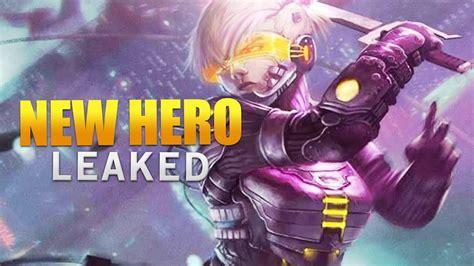 New Hero Leaked!
