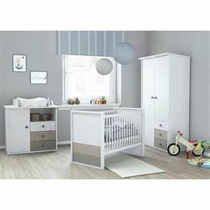 Chambre Complete Bebe : chambre complete bebe alibaby ~ Teatrodelosmanantiales.com Idées de Décoration