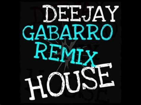 Dj Gabarro  Bata Bata (remix House Junio 2010)wmv Youtube