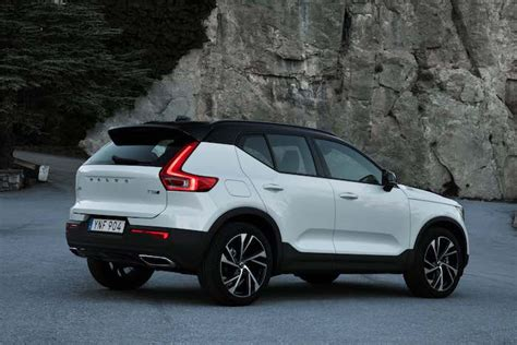 2019 Volvo Xc40 Refreshing Suv Delight  Automotive Rhythms