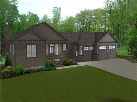 ranch house plans   master suites  story amazing