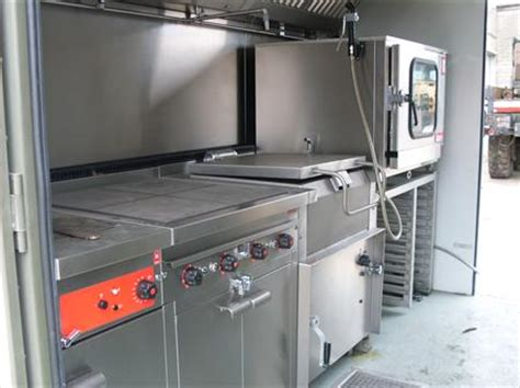 occasion cuisine professionnelle cuisine mobile à 19000 14170 st sur dives