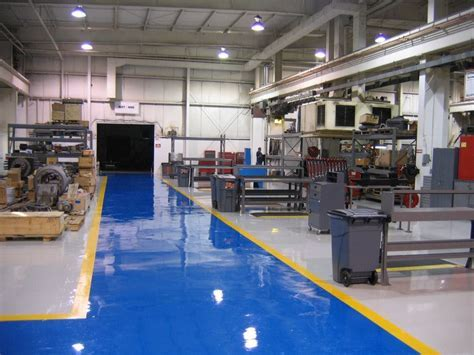 Epoxy Floor Systems Houston   Industrial Commercial