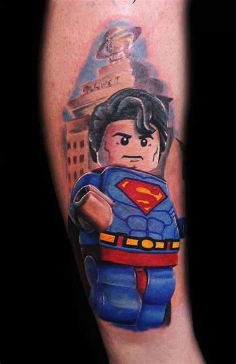 Best Superman Tattoo Ideas And Images On Bing Find What You Ll Love