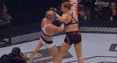 Rousey Ronda Holly Holm Ufc Mma Ko