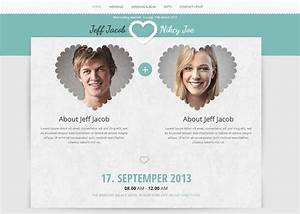 beautiful collection of wordpress wedding themes to create With make a wedding invitation website