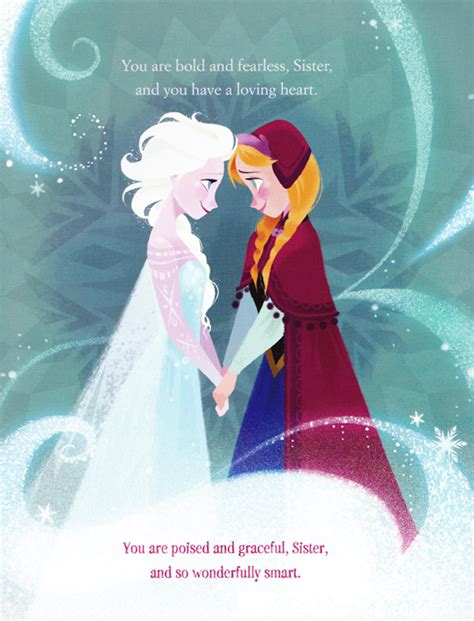 sisters frozen quotes