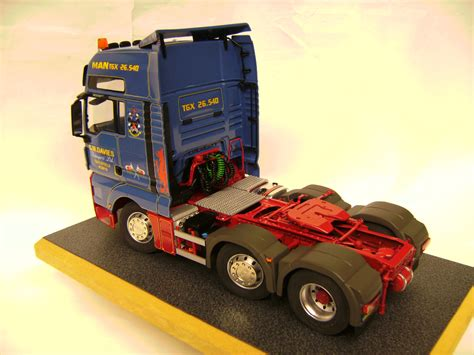 model trucks resin model trucks parts
