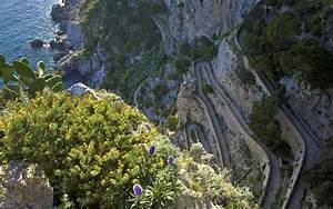 Capri Italy Augustus Gardens Via Krupp Info Photos