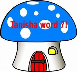 Blue Mushroom House Clip Art at Clker.com - vector clip ...