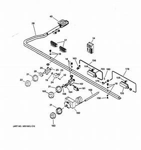 assembly view for manifold controls zgu48l4gd2ss With manifold switch assembly diagram parts list for model b09j50020