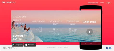 Panoramic Android by 360 Apps For Iphone And Android Top 10 Panorama Apps