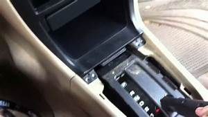 Disassembling The Radio Trim On 98-01 Nissan Altima
