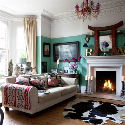 Eclectic Living Room Ideas by Henry Road Great Living Rooms