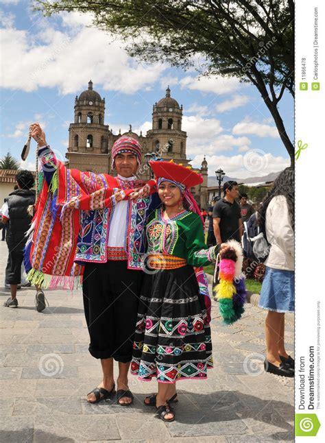 Peruvian dancers editorial stock photo Image of culture