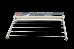 Leifheit Wäschetrockner Wand : leifheit telegant telefix 70 wandtrockner wand w schetrockner 70x37x10 5 cm ovp ~ Orissabook.com Haus und Dekorationen