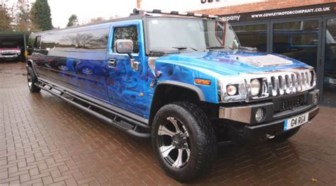 Lady Gaga Hummer Stretch Limo Cheap Limo Hire London
