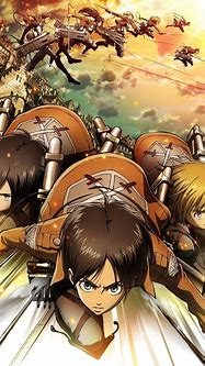 Attack On Titan Phone Wallpapers - Top Free Attack On ...