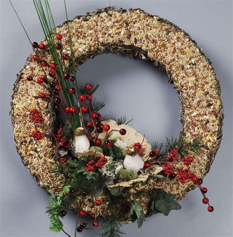 63 best birdseed wreaths images on pinterest bird