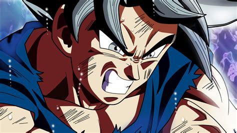 Download 1920x1080 Wallpaper Goku Angry Face Anime