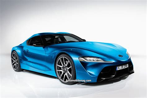 toyota supra engine hd picture  car release news
