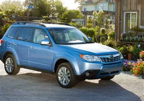 subaru forester review cargurus